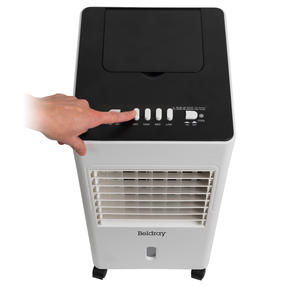 Beldray® EH3187 6 Litre Purifying Portable Air Cooler with 3 Fan Speeds and Ioniser Function, Water Level Indicator & Swing Function Thumbnail 4