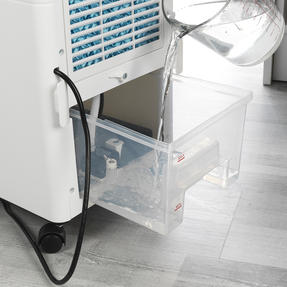 Beldray® EH3187 6 Litre Purifying Portable Air Cooler with 3 Fan Speeds and Ioniser Function, Water Level Indicator & Swing Function Thumbnail 5