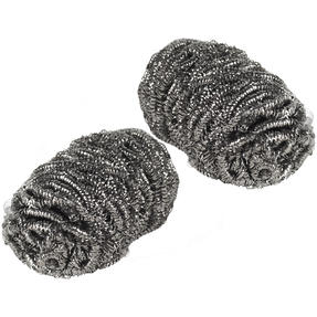 Mighty Grill Scourers | Ideal for Grills, Ovens, BBQs, Pans | 2 Pack