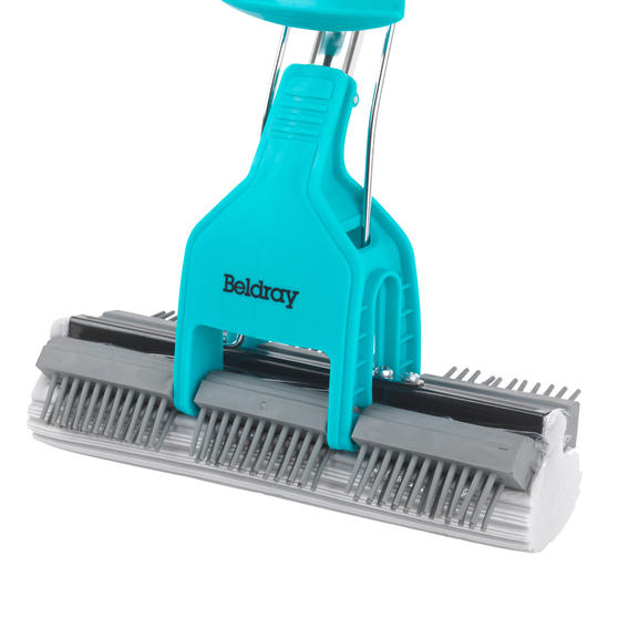 Beldray® Pet Plus+ Slimline PVA Mop & Brush with Telescopic Handle | 90-120 cm Thumbnail 5