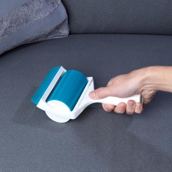 Beldray® Pet Plus+ Handheld TPR Gel Lint Roller with Squeegee Main Image 5