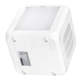 Prolectrix® EH3139V2PRO Ice Cube Plus+ Personal Table Top Air Cooler | 3 Speed Settings | LED Lights | 5 W | 2 x 300 ml Water Tanks | White Thumbnail 6