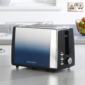Progress® EK3862PIND Ombre 2-Slice Toaster, 7 levels of browning control, 930 W Thumbnail 4