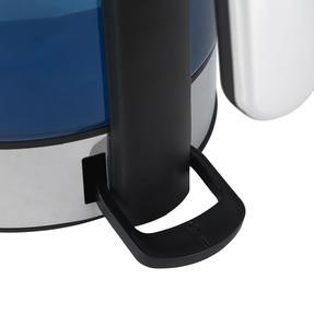Progress® EK3891PIND Ombre Glass Kettle, 1.7 litre Capacity, Indigo Thumbnail 8