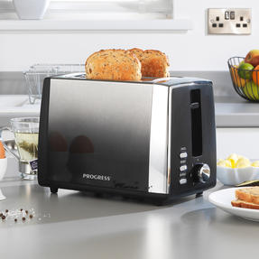 Progress® EK3862PBLK Ombre 2-Slice Toaster with 7 levels of browning control, 930 W Thumbnail 3
