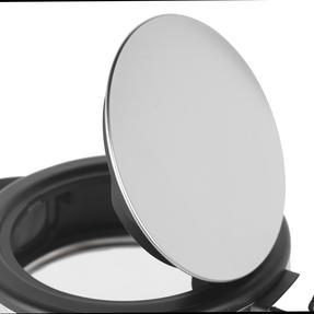 Progress® EK3891PBLK Ombre Glass Kettle, 1.7 litre Capacity, Black Thumbnail 8