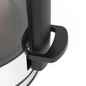 Progress® EK3891PBLK Ombre Glass Kettle, 1.7 litre Capacity, Black Thumbnail 9