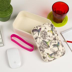 Cambridge® CM06264S Marcianna Reusable On-The-Go Lunch Box Thumbnail 5