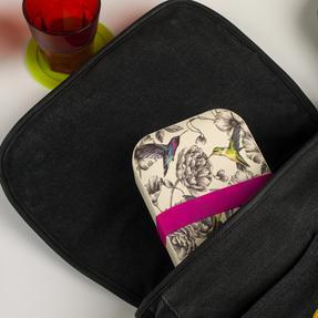 Cambridge® CM06264S Marcianna Reusable On-The-Go Lunch Box Thumbnail 8