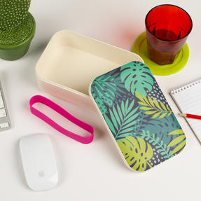 Cambridge® CM06268S Botanical Lunch Goals On-the-go Reusable Lunchbox Thumbnail 5