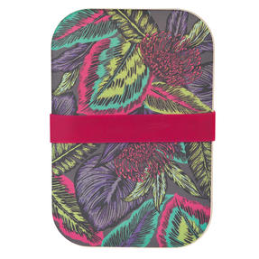 Cambridge® CM07045 Wild Tropics Reusable On-the-Go Lunch Box Thumbnail 1