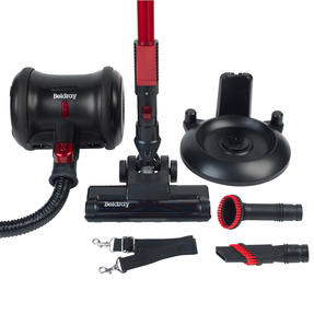Beldray® BEL0993 Cordless Roller Cylinder Vacuum with Brushless Motor | 29.6 V | 360° Charging Base | 80,000 RPM | HEPA Filter | LED Lights Thumbnail 3