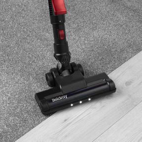 Beldray® BEL0993 Cordless Roller Cylinder Vacuum with Brushless Motor | 29.6 V | 360° Charging Base | 80,000 RPM | HEPA Filter | LED Lights Thumbnail 9
