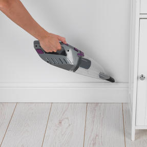 Beldray® BEL0738PURWK 2-in-1 TurboFlex Vacuum Cleaner with Flexi-Hinge | Reaches Under Furniture/Folds Away For Storage | 22.2 V | 2 Speed Settings | 0.5 L Tank | LED Lights Thumbnail 10
