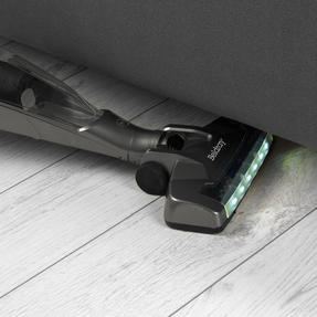 Beldray® BEL0738PURWK 2-in-1 TurboFlex Vacuum Cleaner with Flexi-Hinge | Reaches Under Furniture/Folds Away For Storage | 22.2 V | 2 Speed Settings | 0.5 L Tank | LED Lights Thumbnail 7