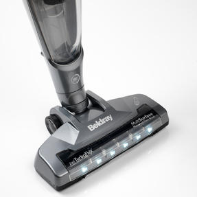 Beldray® BEL0738PURWK 2-in-1 TurboFlex Vacuum Cleaner with Flexi-Hinge | Reaches Under Furniture/Folds Away For Storage | 22.2 V | 2 Speed Settings | 0.5 L Tank | LED Lights Thumbnail 9