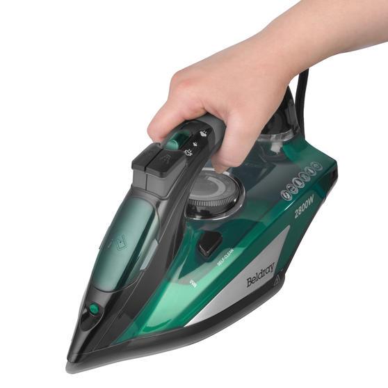 Beldray® Rapid Glide Pro Steam Iron | 2800 W | Emerald Thumbnail 7
