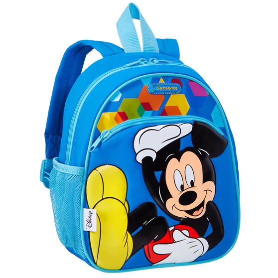 Samsonite 60323MICK Disney Mickey Mouse Backpack | 7 L | Great for Kids, Schools, Holidays and More | Official Disney Product