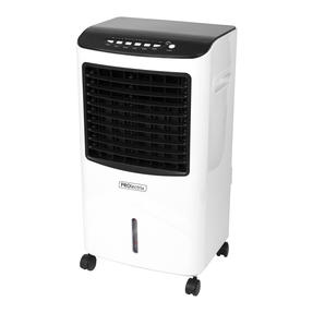 Prolectrix® EH3130PRO 4 in 1 Air Cooler, Humidifier, Purifier and Heater | 65 W Cooling | 1300/2000 W Heating | 8 L Tank | White