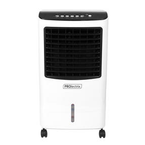 Prolectrix® EH3130PRO 4 in 1 Air Cooler, Humidifier, Purifier and Heater | 65 W Cooling | 1300/2000 W Heating | 8 L Tank | White Thumbnail 2