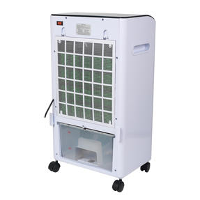 Prolectrix® EH3130PRO 4 in 1 Air Cooler, Humidifier, Purifier and Heater | 65 W Cooling | 1300/2000 W Heating | 8 L Tank | White Thumbnail 9
