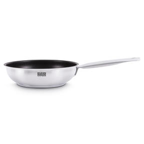 Kuhn Rikon 31380 Stainless Steel Non-Stick Frying Pan | 20 cm | Suitable for All Hob Types Thumbnail 1