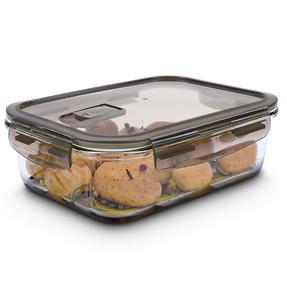 Kuhn Rikon VK7000 Rectangular Airtight Food Storage Box Set | 2 Piece | 1.4 & 1.5 L | Great For Marinating/Freezing/Batch Cooking Thumbnail 2
