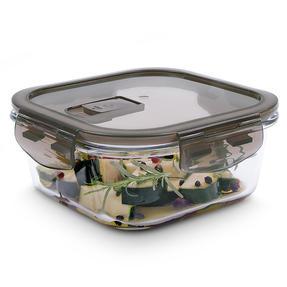 Kuhn Rikon VK7002 Square Airtight Food Storage Box Set   3 Piece   0.3/0.5/0.8 L   Great For Marinating/Freezing/Batch Cooking Thumbnail 2