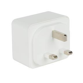 Intempo® EE5012WHTSTKUK Home UK 3- Pin Smart Plug | Easy to Install | White Thumbnail 2