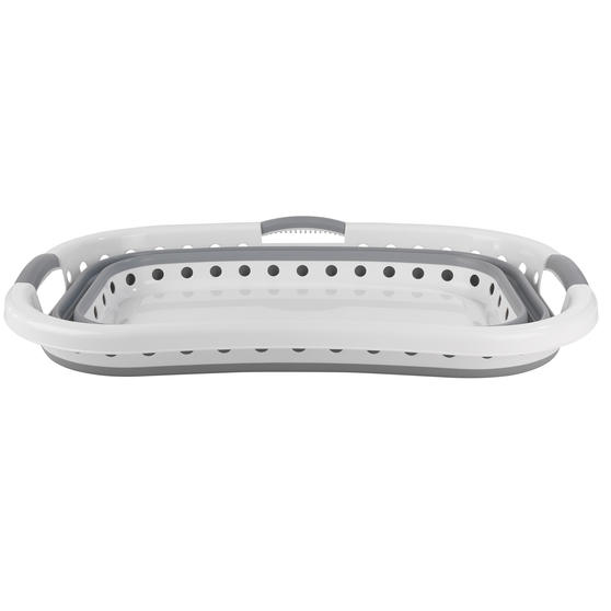 Beldray® LA072979GRYEU Collapsible Hip Hugger Laundry Basket  Thumbnail 4