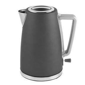 Salter® EK3931GRY Opulence Kettle | 1.7 Litre Capacity | 3000 W | Rapid Boil | Boil-Dry Protection | Auto Shut-Off | Soft-Touch Finish | Grey Thumbnail 2