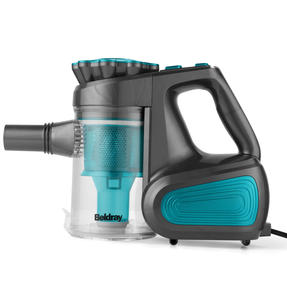 Beldray® BEL0690 Quick Vac Lite 2-in-1 Handheld Stick Vacuum Cleaner | 0.6 Litre | 600 W | Turquoise Thumbnail 4