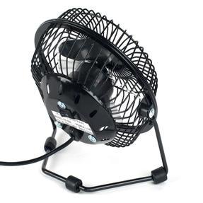 Beldray® EH2665 USB Mini Desktop Tilting Cooling Office Fan | 4 Inch | 5 V | Black | For PC, Laptop, Mac Book, Chromebook Thumbnail 2