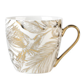 Cambridge® CM07241 Kendal Tropical Humming Bird Fine China Mug Thumbnail 1