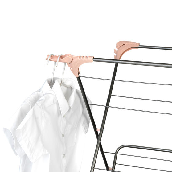 Beldray® LA072498GRYEU Elegant Clothes Airer | 15 Metre Drying Space | Graphite  Main Image 3