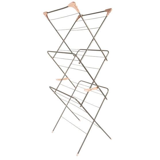 Beldray® LA072498GRYEU Elegant Clothes Airer | 15 Metre Drying Space | Graphite  Thumbnail 1