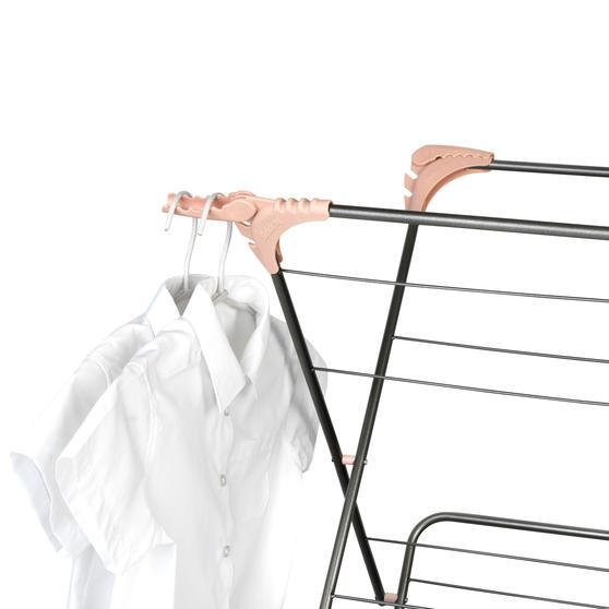 Beldray® LA072498GRYEU Elegant Clothes Airer | 15 Metre Drying Space | Graphite  Thumbnail 3