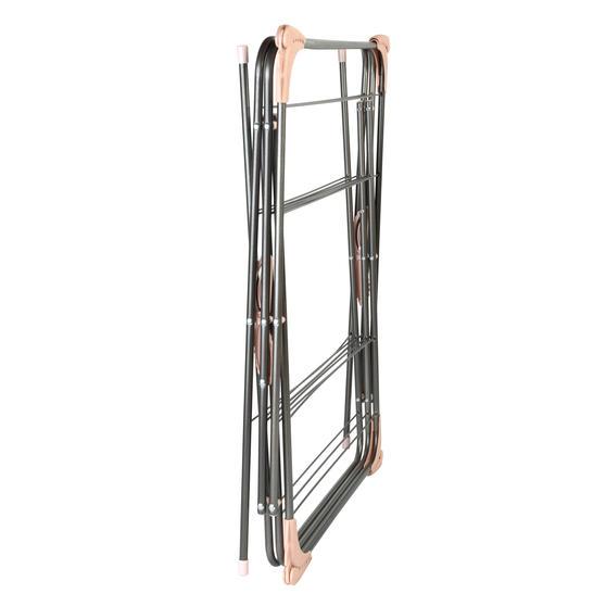 Beldray® LA072498GRYEU Elegant Clothes Airer | 15 Metre Drying Space | Graphite  Thumbnail 7