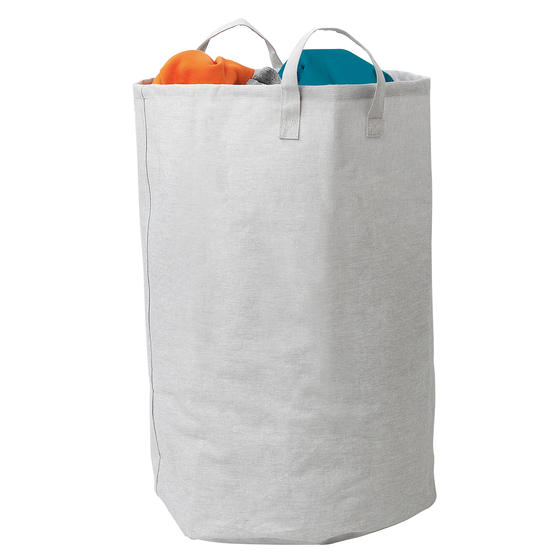 Beldray® LA072696EU Recycled Laundry Hamper | Manufactured From Recycled Plastic Bottles | Lightweight | Easy to Carry |