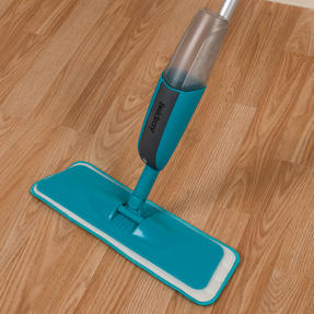 Beldray® LA067050UFEU Classic Spray Mop with Built-in Spray Function and Refill Head | 300 ml|Treated With Anti-Bac Protection | Removes Dust and Dirt With Ease Thumbnail 5