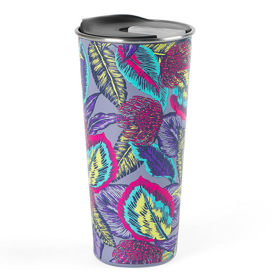 Cambridge® CM07161 Reusable Wild Tropics Sippy Cup With Lid | 500 ml | Shatter-proof