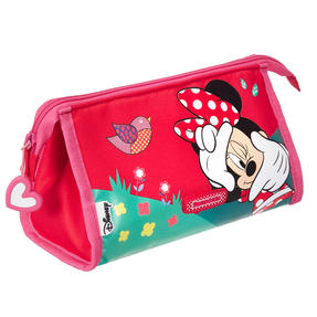 Samsonite LU0189 Polyester Minnie Toiletry Bag | Perfect for Storing Items for Kids