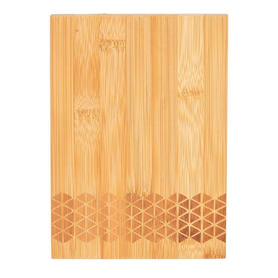 George Wilkinson BW09610ACTEU Diamond Bamboo Chopping Board