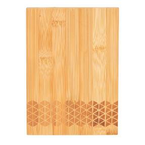 George Wilkinson BW09610ACTEU Diamond Bamboo Chopping Board Thumbnail 1