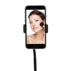 Activate EE5782BLKSTKEU7 3 in 1 Streaming Stand with Light Ring | Includes Phone and Microphone Holder | Perfect for Recording Videos or Taking Selfies Thumbnail 8