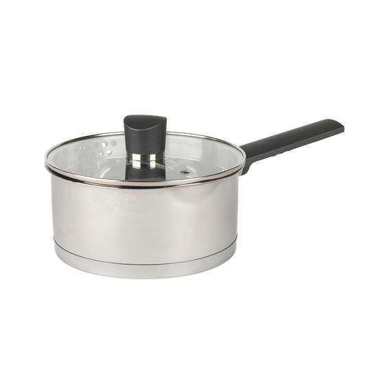 Russell Hobbs® RH01163EU Excellence Collection Non-Stick Saucepan with Pouring Lip | PFOA Free | 18 cm | Induction Suitable