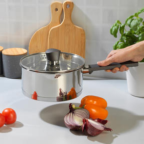 Russell Hobbs® RH01164EU Excellence Collection Saucepan with Pouring Lip | PFOA Free | 20 cm | Induction Suitable Thumbnail 7
