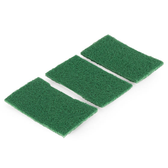 Beldray® LA076359EU7 Eco Recycled Fibre Scourers | 3 Pack | Perfect for Scrubbing Tough Stains