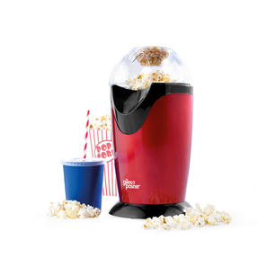Giles & Posner EK0493G Popcorn Maker with Measuring Cup | 1200 W | Tasty Popcorn in 3 Minutes | No Oil Needed Thumbnail 1