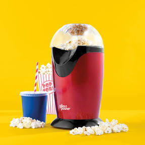 Giles & Posner EK0493G Popcorn Maker with Measuring Cup | 1200 W | Tasty Popcorn in 3 Minutes | No Oil Needed Thumbnail 2